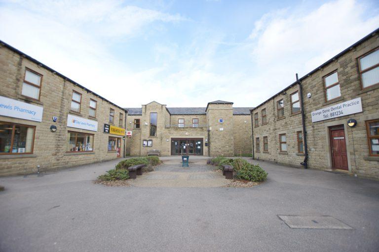Shops 1-3, Grange Dene Medical Centre